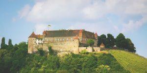Burg Stettenfels, Untergruppenbach