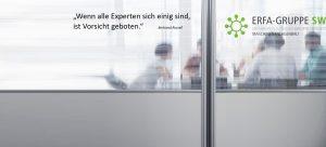 """Zitat: """"Wenn alle Experten sich einig sind, ist Vorsicht geboten."""" – Bertrand Russell"""